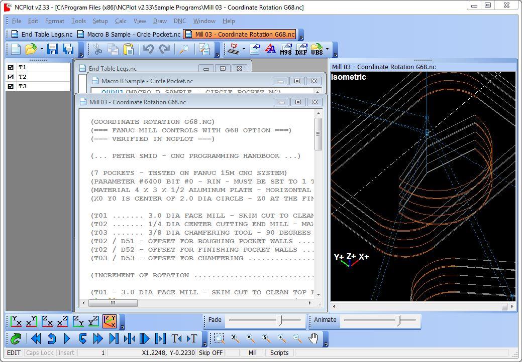 free cnc mastercam software